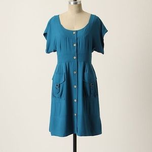 Maeve Anthropologie Staysail Dress